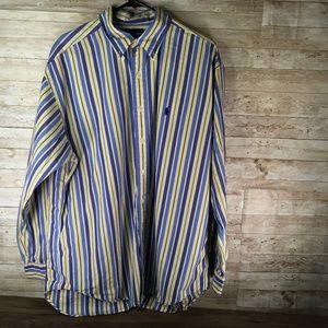 Ralph Lauren button down Shirt Stripe